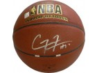 Corey Maggette signed Indoor/Outdoor Basketball