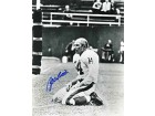 Y.A. Tittle Autographed / Signed 8x10 Photo