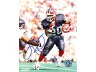 Travis Henry Autographed / Signed 8x10 Photo