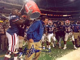 Steve Spurrier Autographed / Signed 8x10 Photo