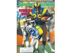 Eric Dickerson Autographed / Signed Sports Illustrated October 17 1983