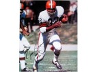 Jim Brown Autographed/Signed HOF 71 16x20 Photo