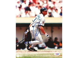 Alex Rodriguez Autographed 8x10 Photo Seattle Mariners PSA/DNA #S35666