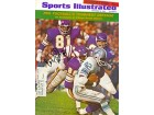 Carl Eller Autographed / Signed Sports Illustrated November 3 1969