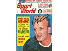 Paul Hurnung Autographed / Signed Sport World Magazine