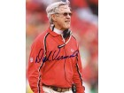 Dick Vermeil Autographed / Signed Kansas City Chiefs Football 8x10 Photo