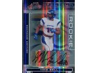 Mike Bell Autographed 2006 Donruss No.161 Ltd.002/100 Football Rookie Card