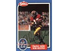 Charley Taylor Autographed 1988 Swell Hall of Fame Football Card