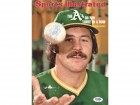 "Jim ""Catfish"" Hunter Autographed Sports Illustrated Magazine Cover Oakland A's PSA/DNA #S39048"
