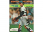 Carlton Fisk Autographed Magazine Cover Red Sox PSA/DNA #S39125