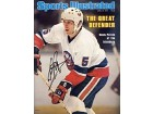 Denis Potvin Autographed / Signed Sports Illustrated Magazine April 16 1979