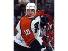 John LeClair Autographed / Signed 8x10 Hockey Photo - Philadelphia Flyers