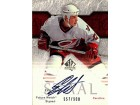 Eric Staal 2004 Upper Deck Future Watch Rookie Signed / Autographed Card 557/900