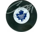 Curtis Joesph Autographed / Signed Toronto Maple Leafs Official Hockey Puck
