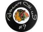 Bobby Hull Autographed / Signed Chicago Blackhawks Puck