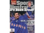 Wayne Gretzky Autographed Sports Illustrated Magazine