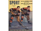 Sport Magazine - Bentley Brothers Chicago Blackhawks - February 1947