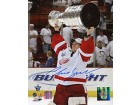 Chris Osgood Autographed / Signed 8x10 Photo