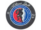 Steve Shutt HOF 93 Autographed / Signed Hall of Fame Hockey Puck