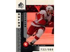 Pavel Datsyuh 2002 Upper Deck Future Watch Rookie Card 722/900
