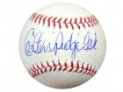 "Carlton Fisk Autographed Official MLB Baseball Boston Red Sox ""Pudge"" PSA/DNA Stock #28153"