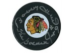 Bobby Hull Autographed/Signed 'Golden Jet' Puck