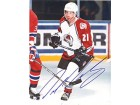 Peter Forsberg Autographed / Signed 8x10 Photo
