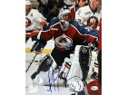 Patrick Roy Autographed / Signed Colorado Avalanche 8x10 Photo - Online Authentication