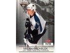 Milan Michalek 2004 Private Stock Titanium Rookie Card 79/99