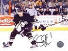 Evegeni Malkin Autographed / Signed About to Shoot 8x10 Photo