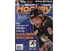 Alexander Ovechkin Beckett Hockey Magazine Autographed / Signed Dec. 2005