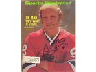 Bobby Hull Autographed / Signed Sports Illustrated Magazine - June 19 1972