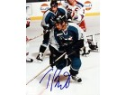 Tony Granato Autographed / Signed 8x10 Hockey Photo - San Jose Sharks