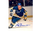 Red Berenson Autographed / Signed 8x10 Photo