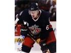 Rick Nash Columbus Blue Jackets Autographed / Signed 8x10 Photo