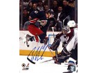 Rick Nash Autographed / Signed 8x10 Hockey Photo - Columbus Blue Jackets