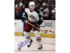 Rick Nash Autographed / Signed 8x10 Columbus Blue Jackets Photo