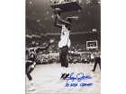 Sam Jones Autographed/Signed 10 NBA Champs 8x10 Photo