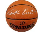 Tyreke Evans Autographed / Signed Leather Basketball