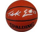 Tyreke Evans Autographed / Signed Mini Basketball