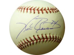 Kris Benson signed Official Major League Baseball