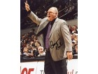 George Karl Autographed / Signed Denver Nuggets Basketball 8x10 Photo
