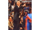 Mike Dantoni Autographed / Signed New York Knicks Basketball 8x10 Photo
