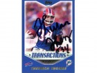 Thurman Thomas Autographed 2000 Topps Card