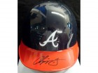 Chipper Jones Autographed Atlanta Braves Mini Helmet PSA/DNA Stock #28885