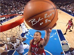 "Brandon Roy '07 ROY"" Signed 8x10 Photo"""