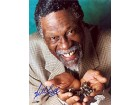 Bill Russell w/ 11 Rings Autographed / Signed 16x20 Photo