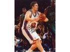 David Lee Autographed / Signed New York Knicks Basketball 8x10 Photo