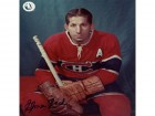 Elmer Lach Autographed / Signed 8x10 Hockey Photo - Montreal Canadiens