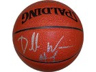 Dorell Wright Autographed/Signed Basketball Indoor/Outdoor
